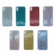 SEMI HARD COVER CASE ON GLITTERED SURFACE