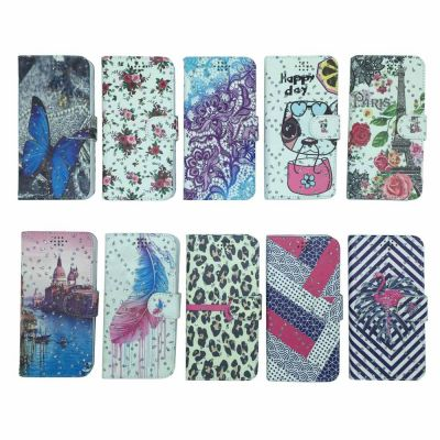 MAGNETIC CLOSURE AND INTERNAL POCKET BOOK CASE DIFFERENT PRINTS