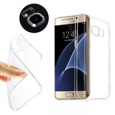 CLEAR SOFT COVER CASE