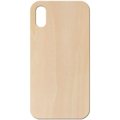 WOOD AND RUBBER HARD COVER CASE