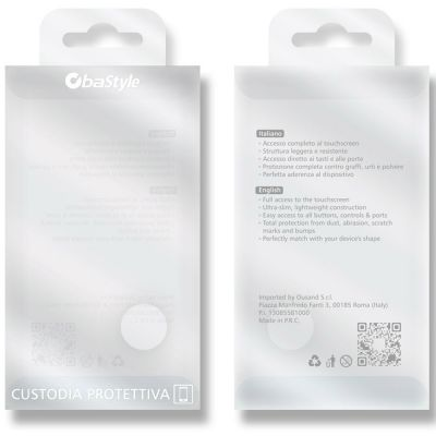 ObaStyle Logo Packaging