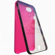SOFT TOUCH DOUBLE PROTECTION HARD COVER CASE