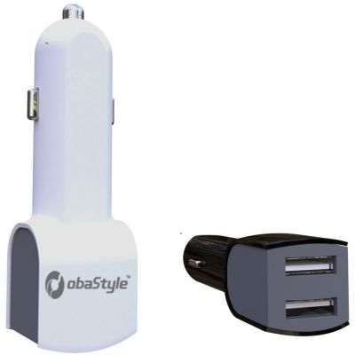 2.1A DUAL USB UNIVERSAL CAR CHARGER