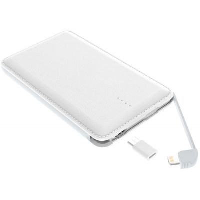 4000mAh EXTRA SLIM PORTABLE POWER BANK CHARGER