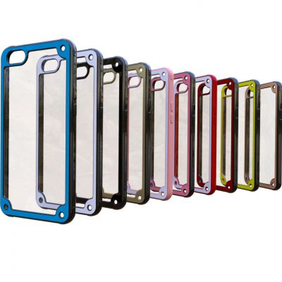 REINFORCED EDGES HARD COVER CASE