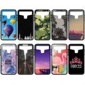 SEMIHARD UNIVERSAL COVER CASE MAGNETIC PLATE IN ASSORTED GRAPHIC DESIGNS
