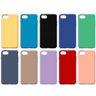 SOFT TOUCH SILICONE RUBBER SOFT COVER CASE