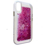 SEMI HARD COVER CASE ENHANCED WITH LIQUID GLITTER