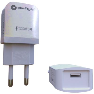 3.0A USB TRAVEL WALL CHARGER