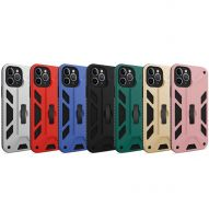 TONGUE KICKSTAND ALUMINIUM EFFECT HARD COVER CASE