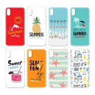 SUMMER MIX Soft cover case