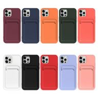 BUILT-IN CARD COMPARTMENT SOFT COVER CASE