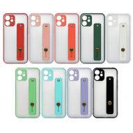 TONGUE KICKSTAND HARD CLEAR COVER CASE