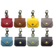 PROTECTIVE PU LEATHER CASE FOR WIRELESS EARPHONES
