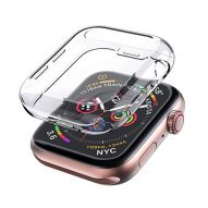 SOFT CLEAR FRAME BUMPER CASE FOR SMARTWATCH