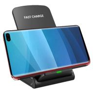 DESK STAND 15W FAST CHARGE WIRELESS CHARGING BASE