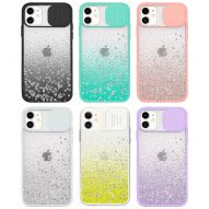 RHINESTONES HARD AND CLEAR COVER CASE WITH LENS PROTECTION