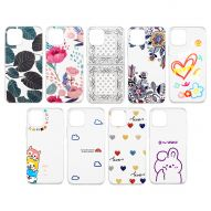 1.5MM ULTRA CLEAR SOFT COVER CASE IN ASSORTED GRAPHIC DESIGNS