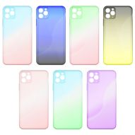 SHADED EFFECT SEMICLEAR SOFT COVER CASE